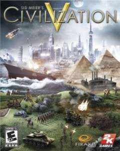 Civilization V Cover
