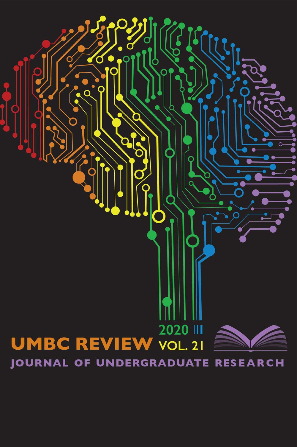 UMBC Review 2020 cover