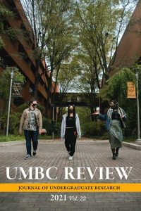 UMBC Review 2021 Cover